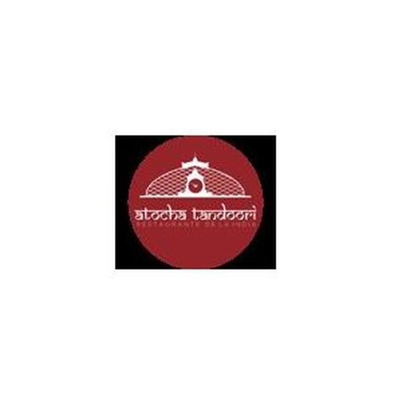 Pan de mantequilla: Carta de Atocha Tandoori Restaurante Indio