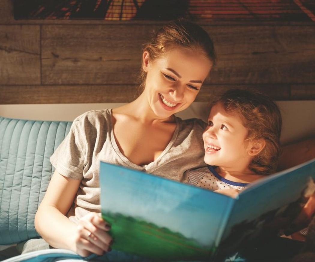 ¿Qué ventajas tiene leer cuentos a nuestros hijos?