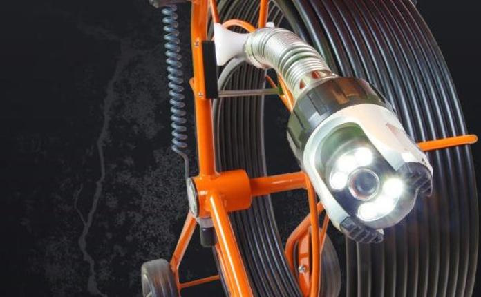 Inspección de tuberías mediante cámara CCTV robotizada: Servicios de Desatascos Narru