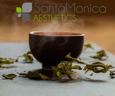 ¿Y si cambias tu café del desayuno por...té verde?