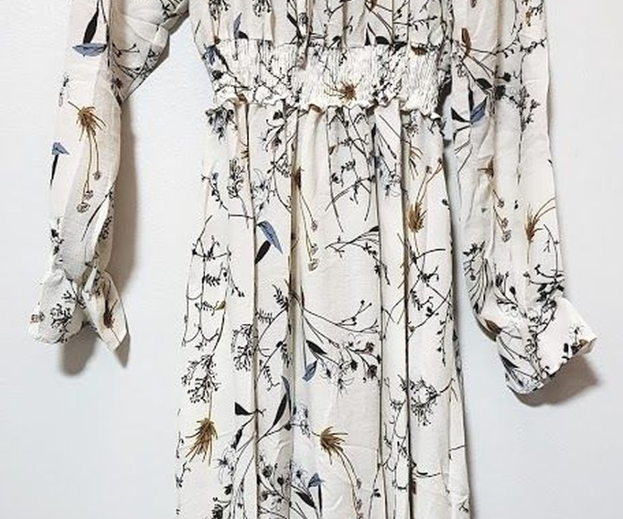Vestido floral blanco: Productos de Picnic Moda Urban y Pinpilinpauxa