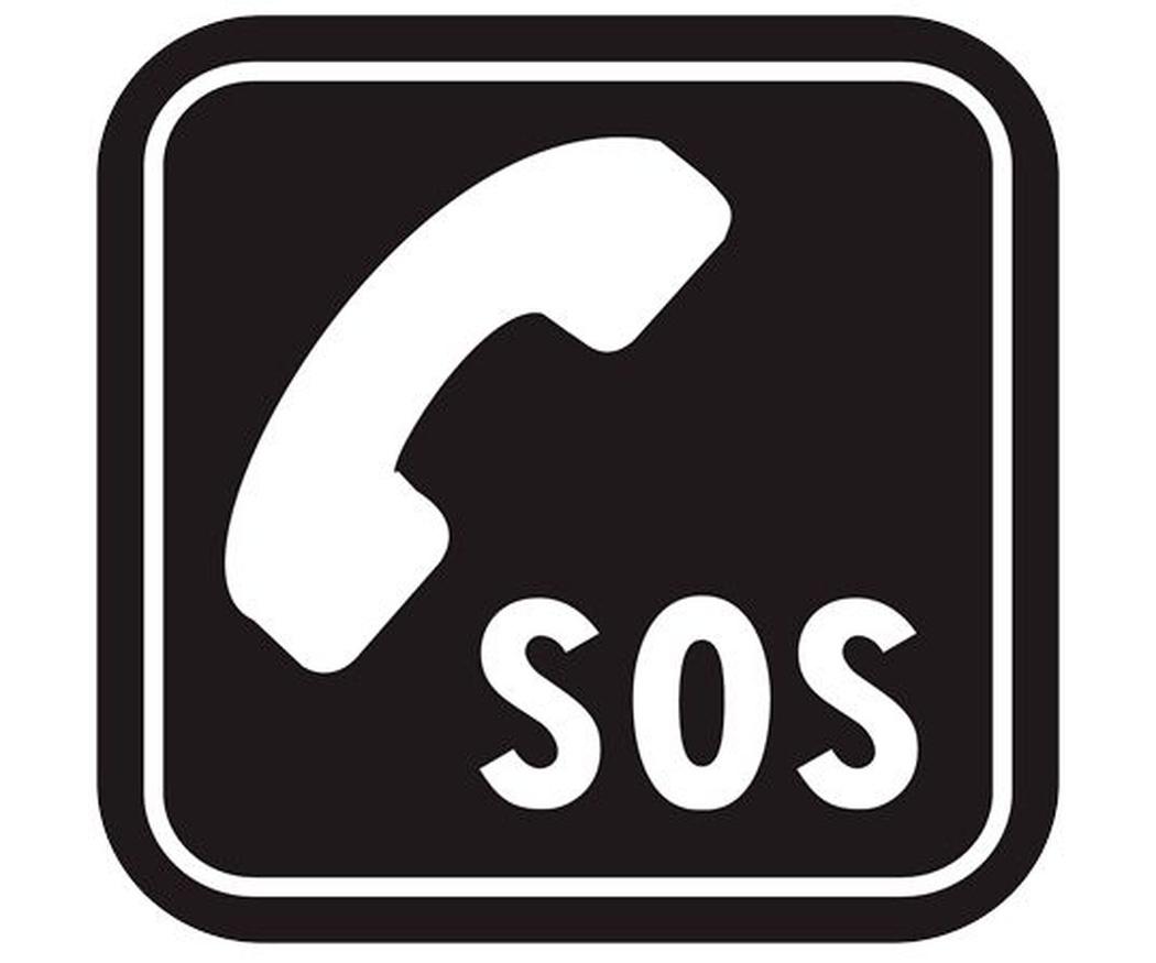 Las llamadas de emergencia