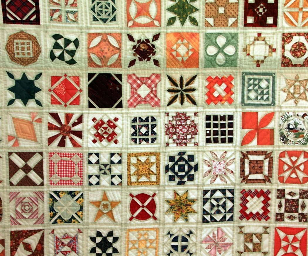 Patchwork decorativo para tus paredes