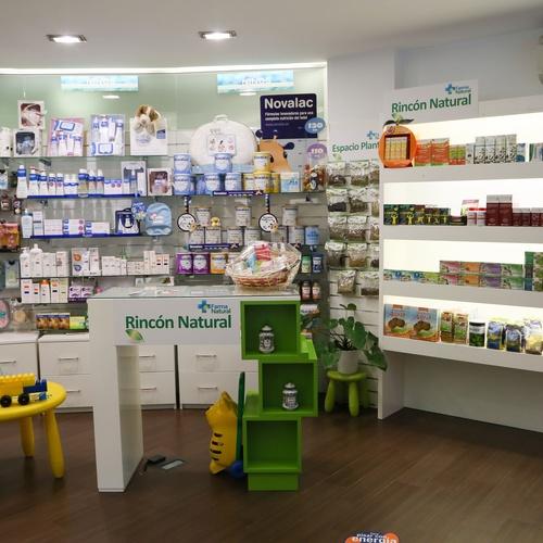 Farmacia homeopática en Carabanchel, Madrid