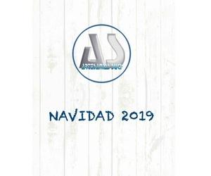Disponible ya el catálogo de cestas de Navidad 2019