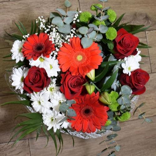 Ramos de flores en Vallecas - Floristería Contreras