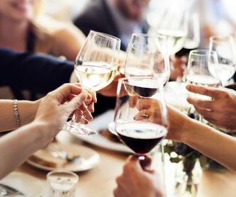 Entrantes y ensaladas: Carta de Los Almendros Restaurante