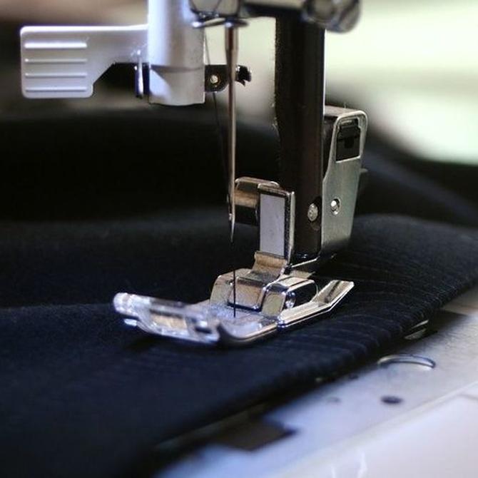 El encanto de confeccionar ropa para otros
