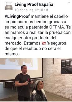 Cabello limpio ,molecula OFPMA