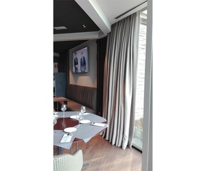 Proyectos de decoración textil de hoteles