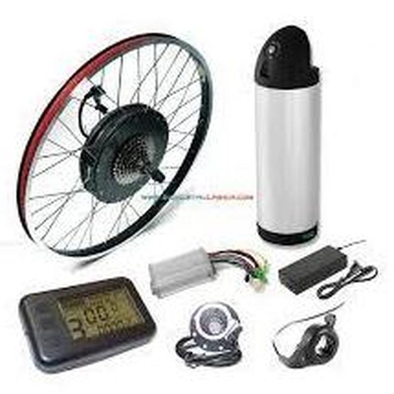 Kit para convertir tu bicicleta en electrica: Productos de Bikes Head Store