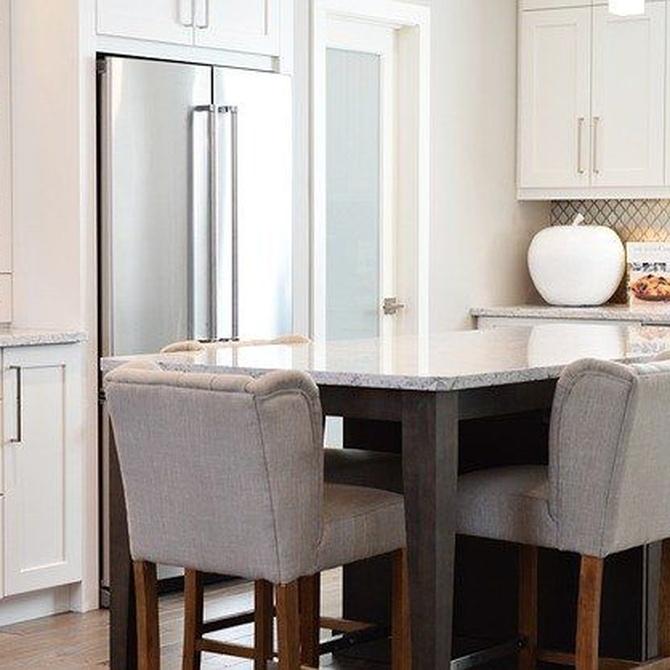 Las ventajas de elegir muebles de cocina blancos