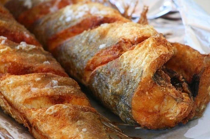 Pescados: Carta  de Bar Jaén Marisquería