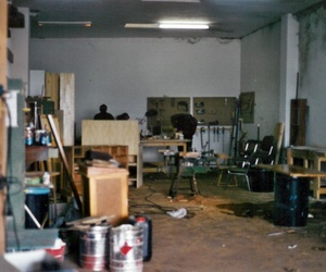 Taller de restauración de muebles antiguos