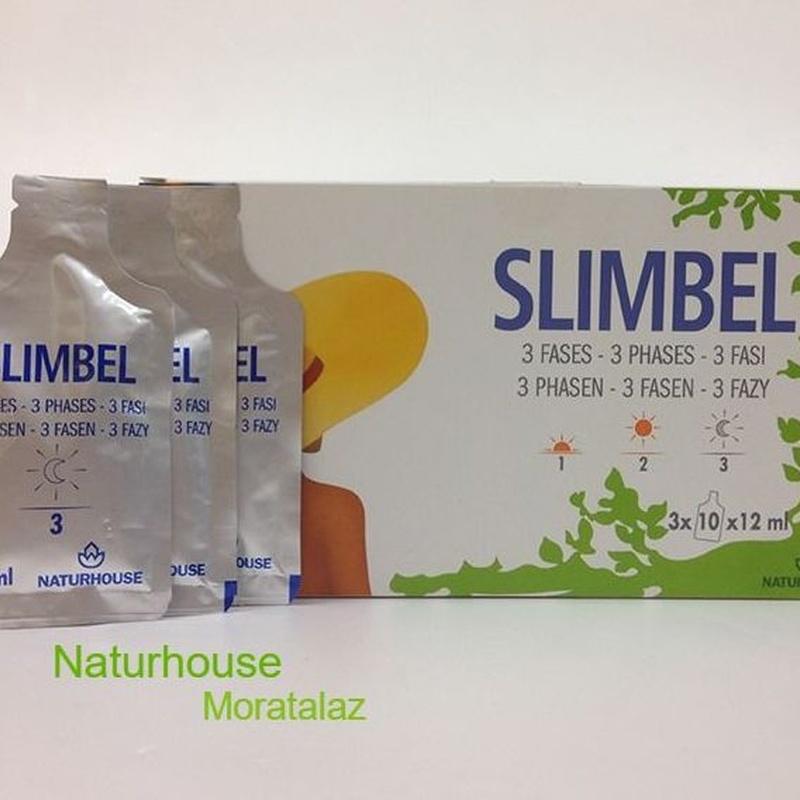 SLIMBEL TRES FASES en tu Centro dietetico Naturhouse Moratalaz: Complementos Quema grasa de Naturhouse Moratalaz