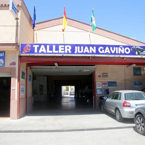 Talleres de automóviles en Bormujos | Taller Juan Gaviño