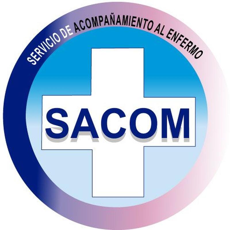 Centro de día Colaborador con Sacom Serveis Barcelona: Servicios de Sacom Serveis Geriàtrics