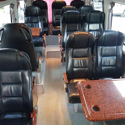 Minibus Berrocal