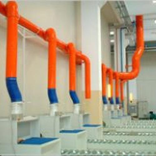 Sistemas de ventilación industrial en Cádiz