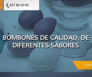 Bombones personalizados en L'Eixample de Barcelona | Maxmi