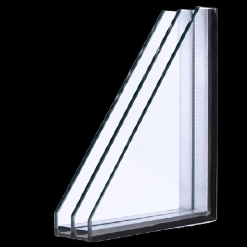 Triple cristal