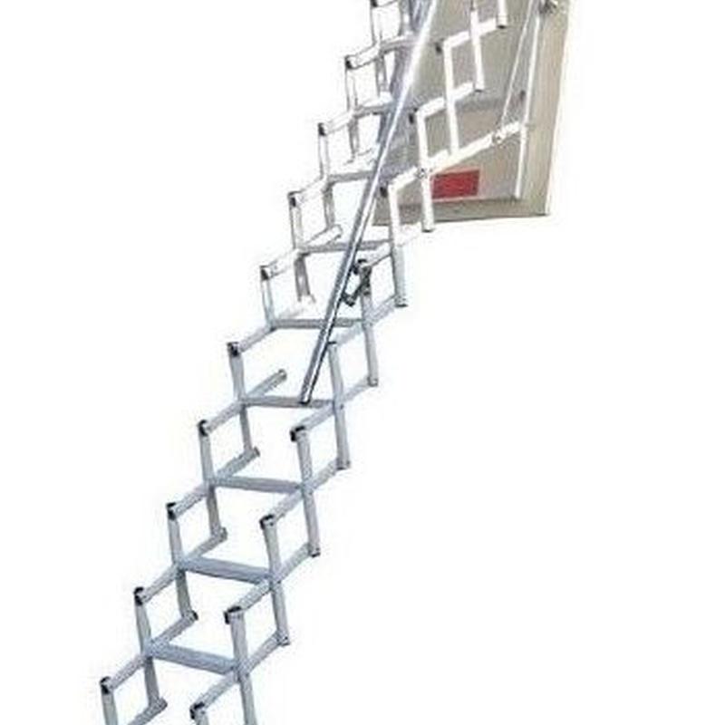Escaleras para altillos en Bizkaia: PRODUCTOS de CARPINTERIA MAZUSTEGUI S.L