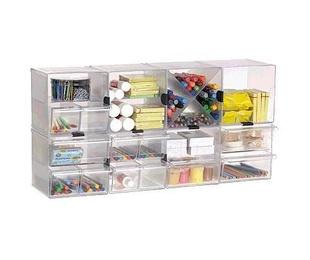 Archivo 2000 Cubo organizador con 1 cajón grande  REF.6707AZ