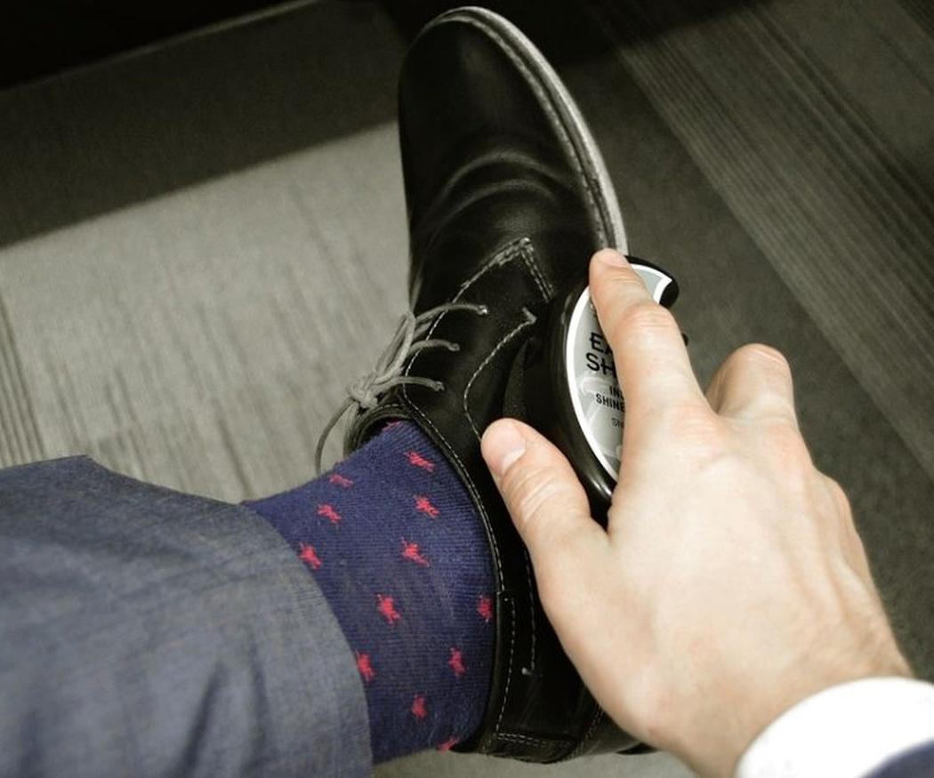 El cuidado de los zapatos de piel