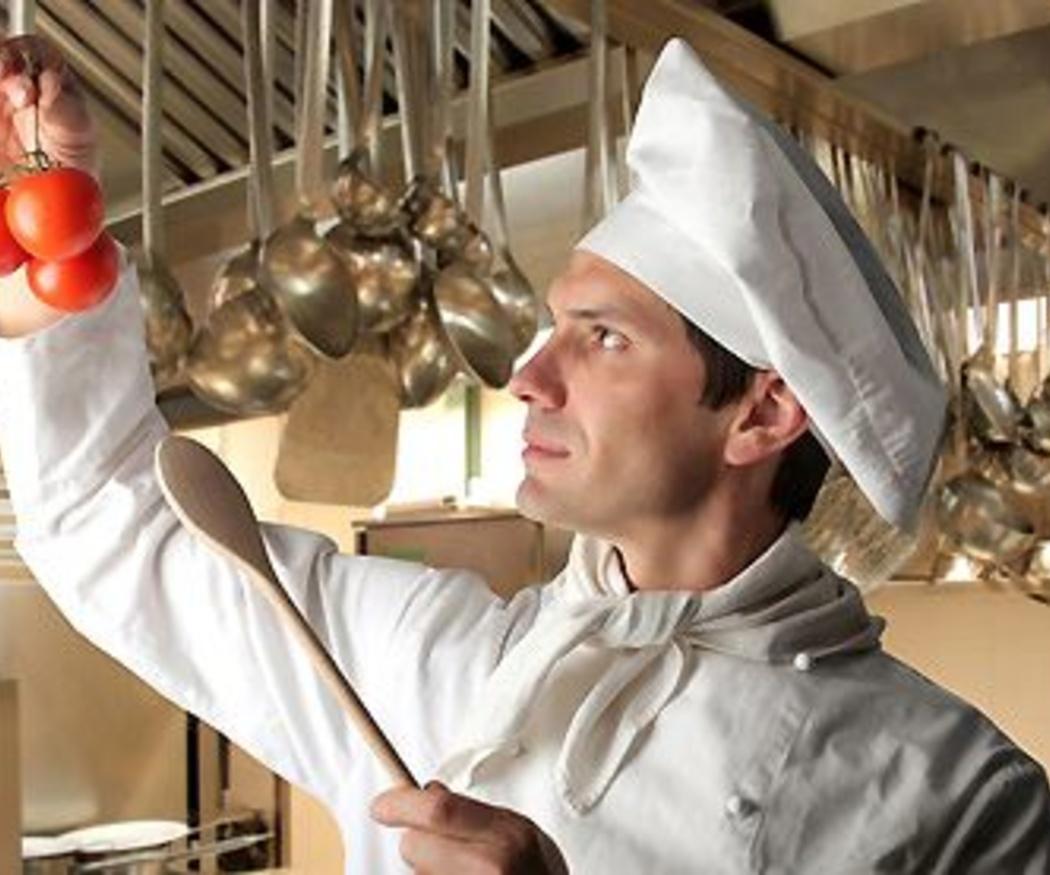 Ventajas del uniforme de chef