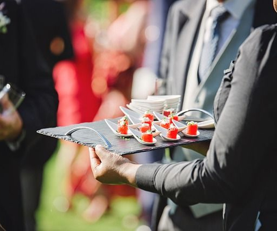 Catering, la mejor opción para tu boda
