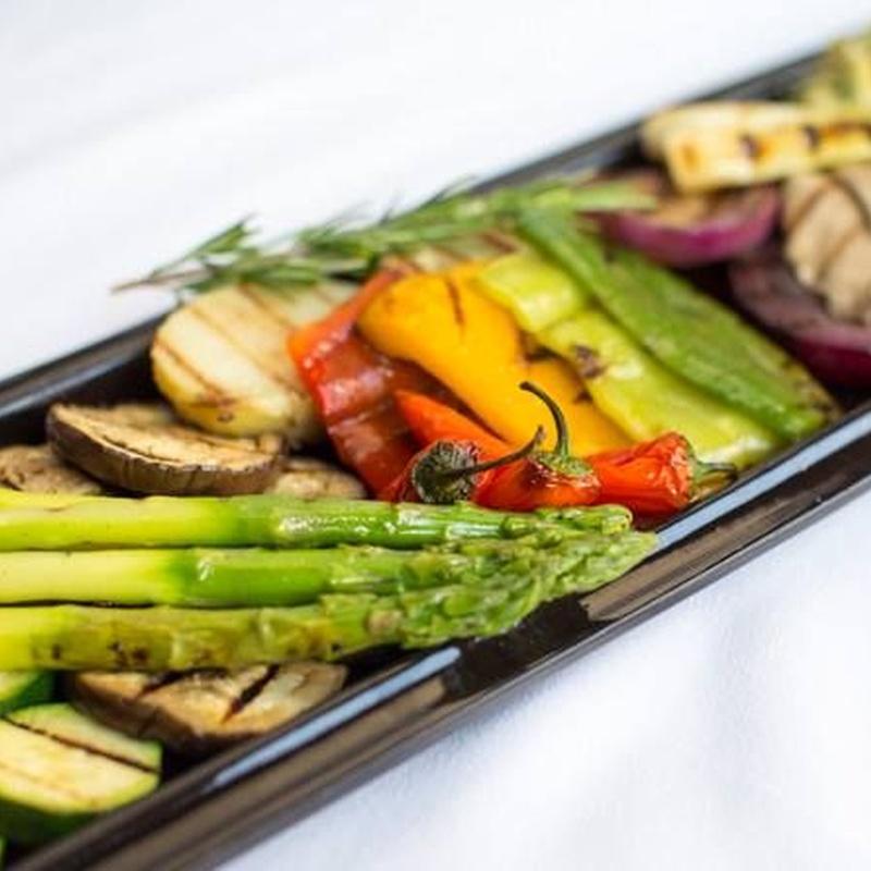 Opciones vegetarianas/ veganas: Servicios de Finca Catering