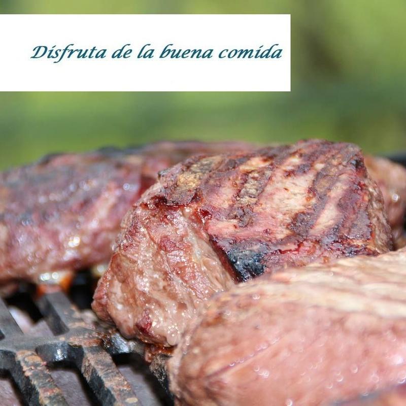 Parrillada de carne  - Carnes a la brasa: Nuestra carta de Restaurante Asador El Pozo