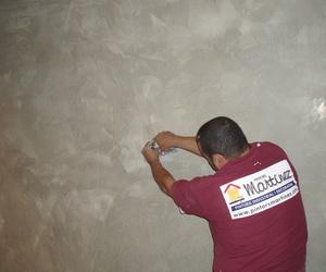 Campo de aplicación de pintura decorativa