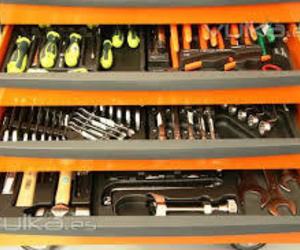Carro de herramientas