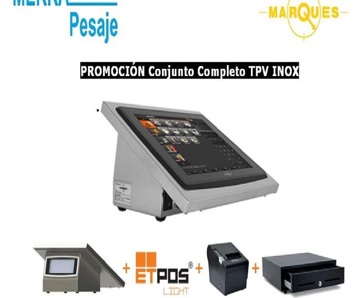 TPV BM 400: Nuestros productos de Merkapesaje