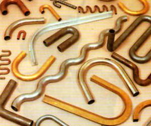 Curvado y conformado de tubos, varillas y todo tipo de perfiles