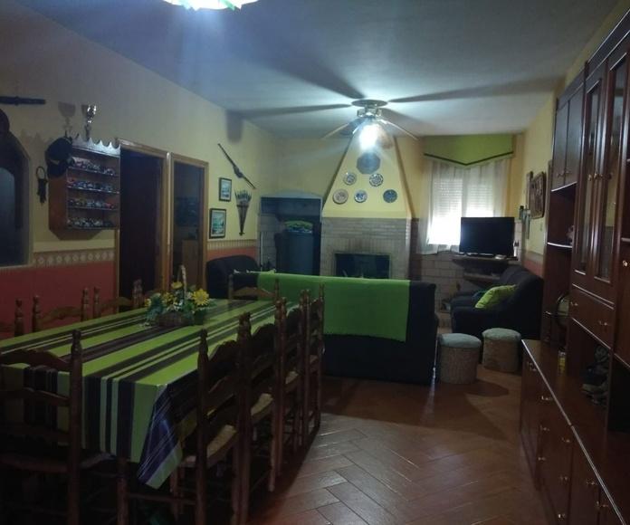 Venta de chalet en el campo: Inmuebles de Inmobiliaria Minerva