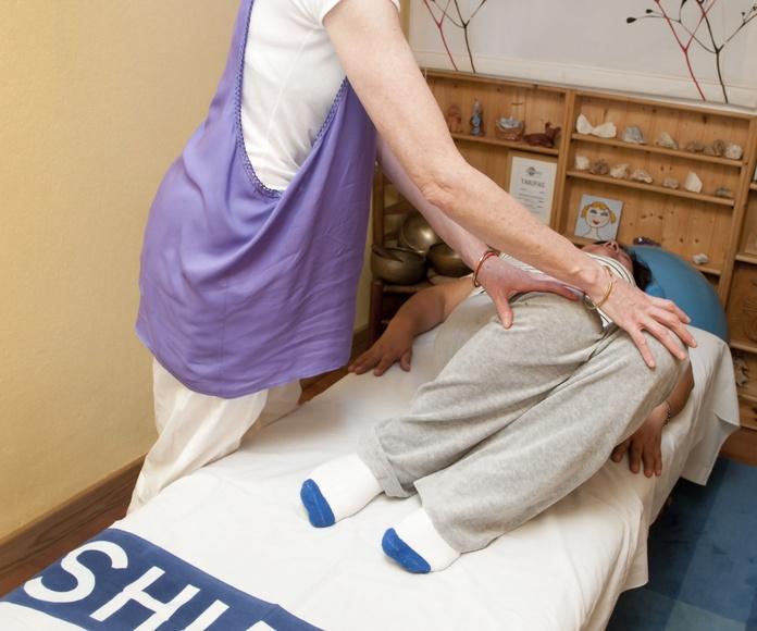 Efectos del Shiatsu: Servicios de Vida Shiatsu