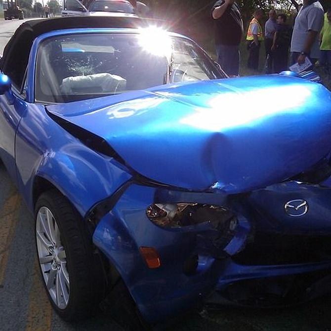 ¿Qué hacer si te ves involucrado en un accidente de tráfico?