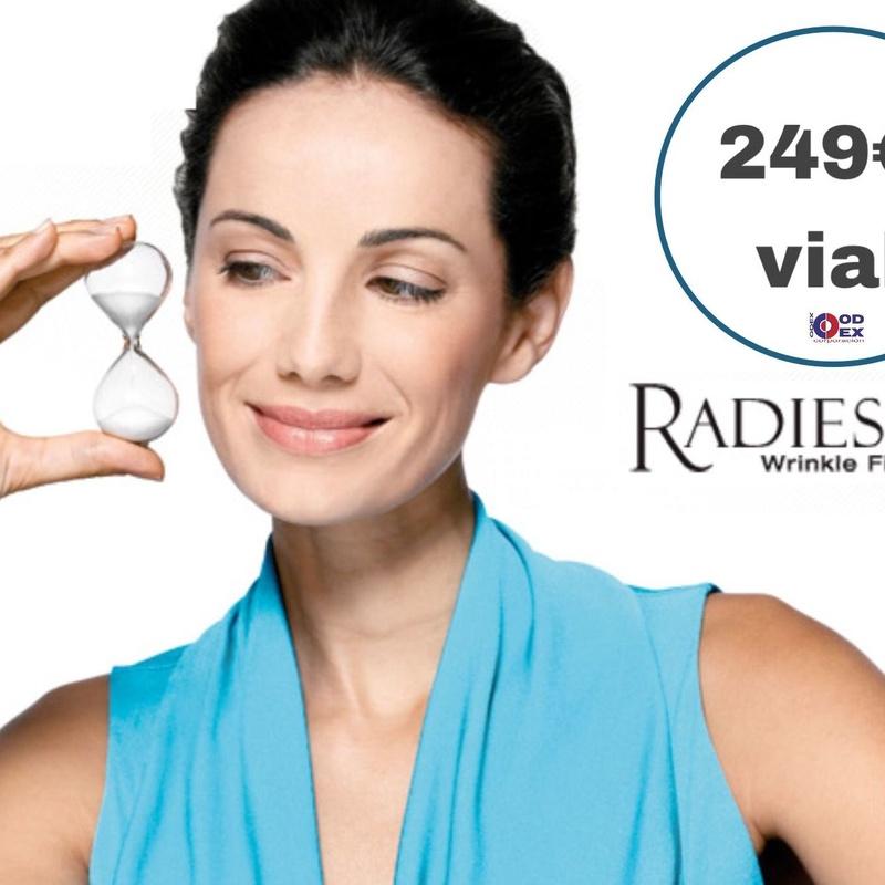 Rellenos faciales: Tratamientos estéticos de Odex Corporación
