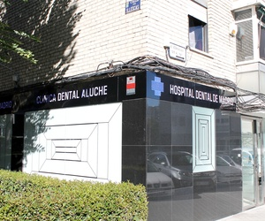 Hospital Dental Aluche en Madrid