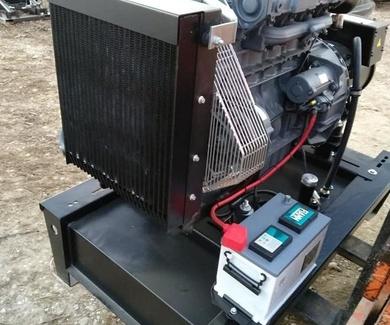 Grupo electrógeno motor Deutz