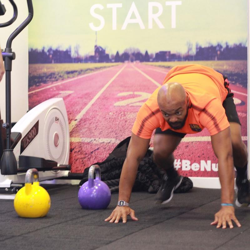 Entrenamiento funcional: Servicios de Numa Fitness