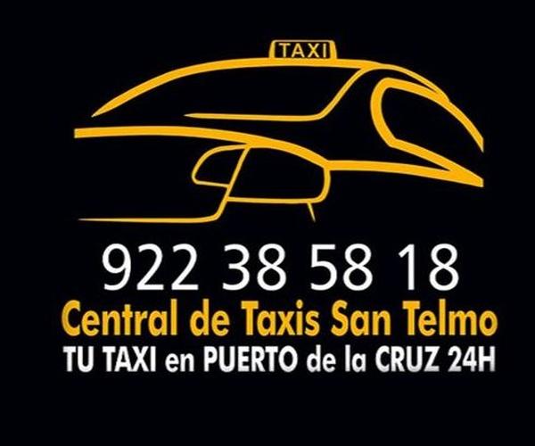 Pide tú taxi en Puerto de la Cruz