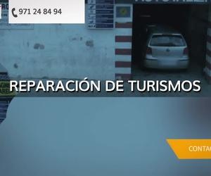Talleres de automóviles en Mallorca