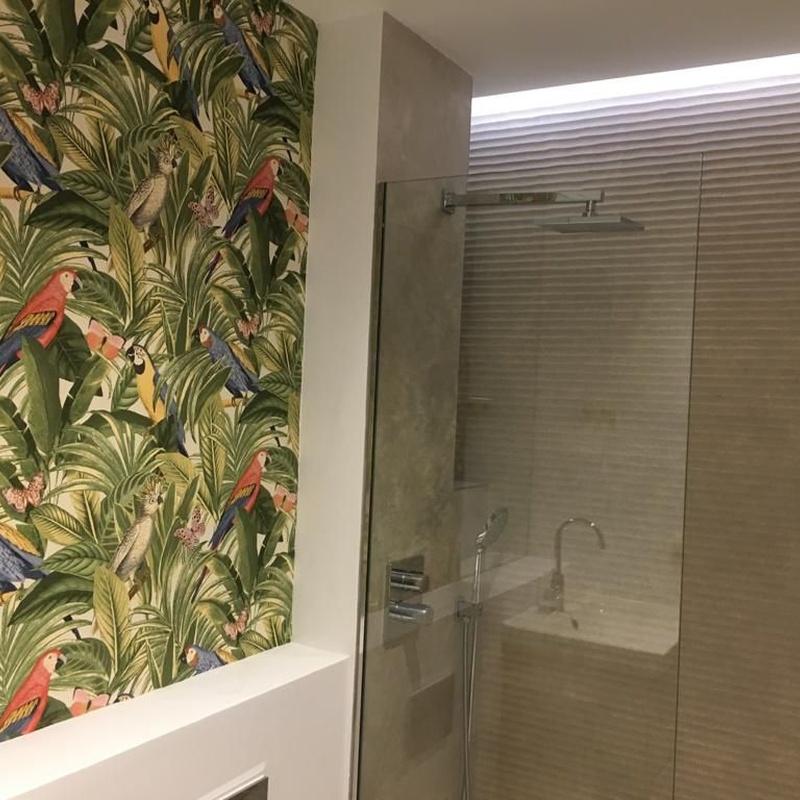 Reformas de baños: Servicios de Obras y Servicios Dusan