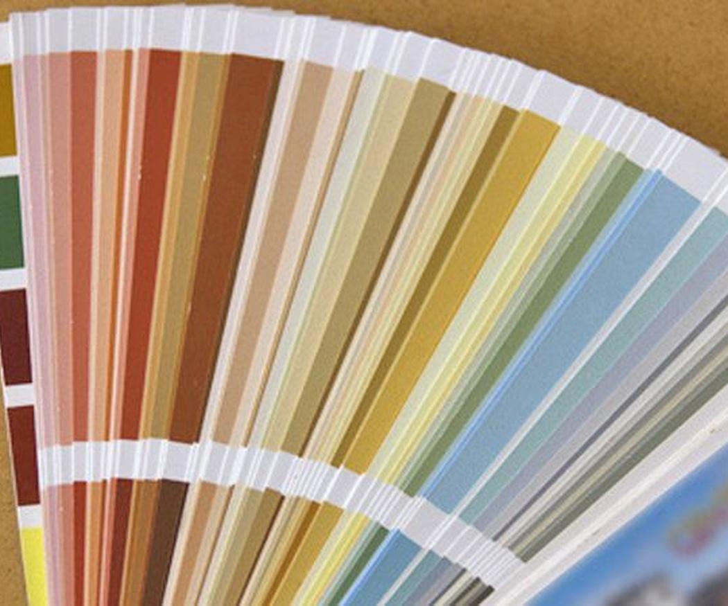 Tendencias cromáticas para pintar tu casa