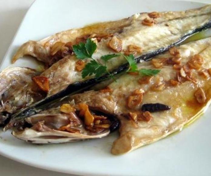 Pescados: RESTAURANTE de Restaurante Arrocería Puerta de Atocha