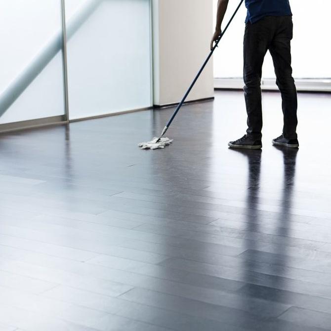La limpieza: un foco de problemas en algunas comunidades de vecinos