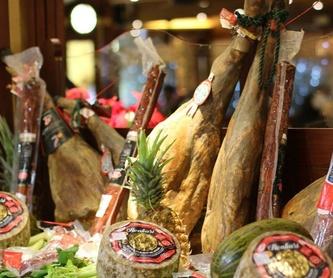 Casa Sánchez: Menús restaurantes de Grupo Silvestre